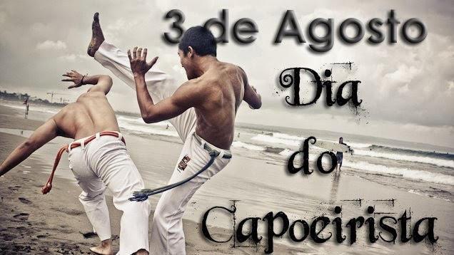 DIA DO CAPOEIRISTA