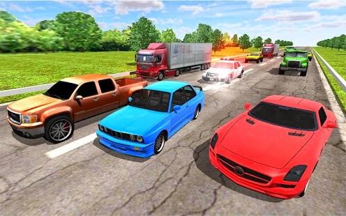 Police Traffic Racer v1.4 [Link Direto]