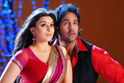 Hansika biscuits for Vishnu