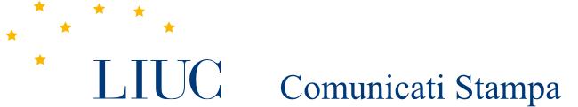 LIUC - Comunicati Stampa