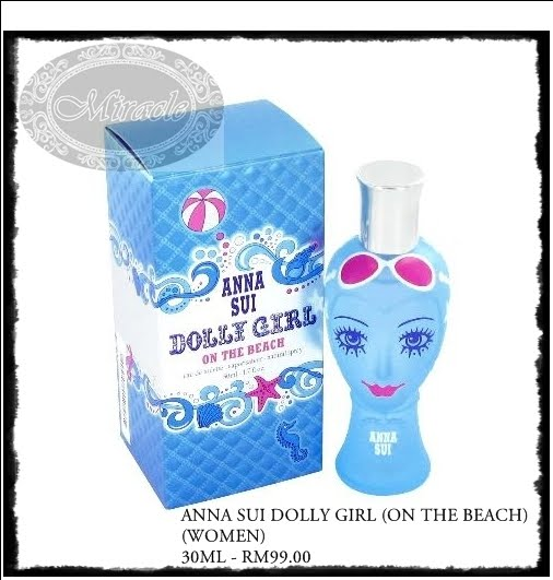 Miracle Perfume Bar: Anna Sui