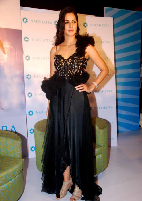 katrina kaif at nakshatra logo launch glamour  images