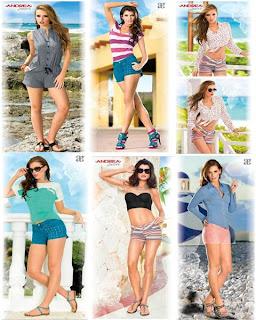 andrea jeans ropa verano 2013