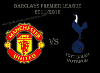 Barclays Premier League Manchester United vs Tottenham Hotspur