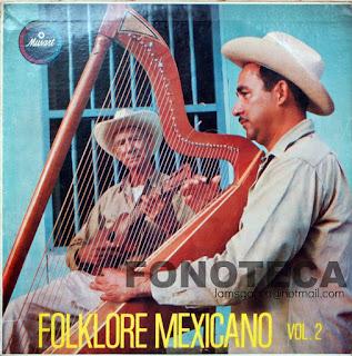 FOLKLORE MEXICANO VOL II