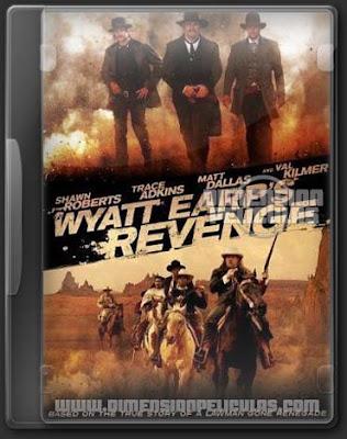 La venganza de Wyatt Earp (DVDRip Español Latino) (2011)
