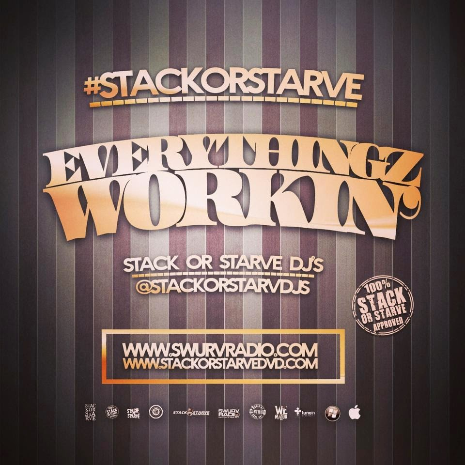 Everythingz Workin' Mixshow