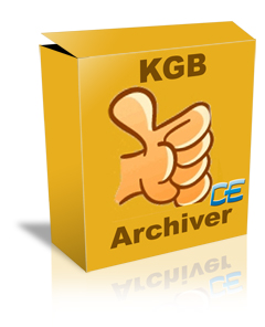 KGB archiver free download