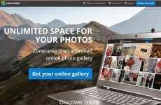 Zonerama: ofrece espacio ilimitado para almacenar fotos en la nube