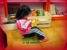 CUENTOS EN ENERO, 21/01/2013