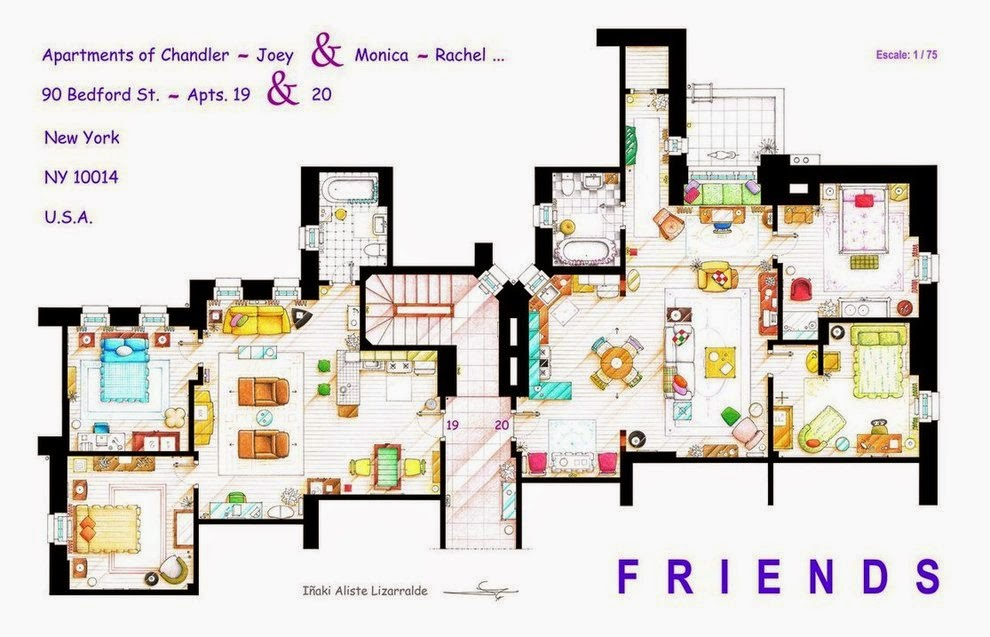 http://www.buzzfeed.com/kristinharris/incredibly-detailed-floorplans-of-the-most-famous-tv-show#.isBbe2YKE