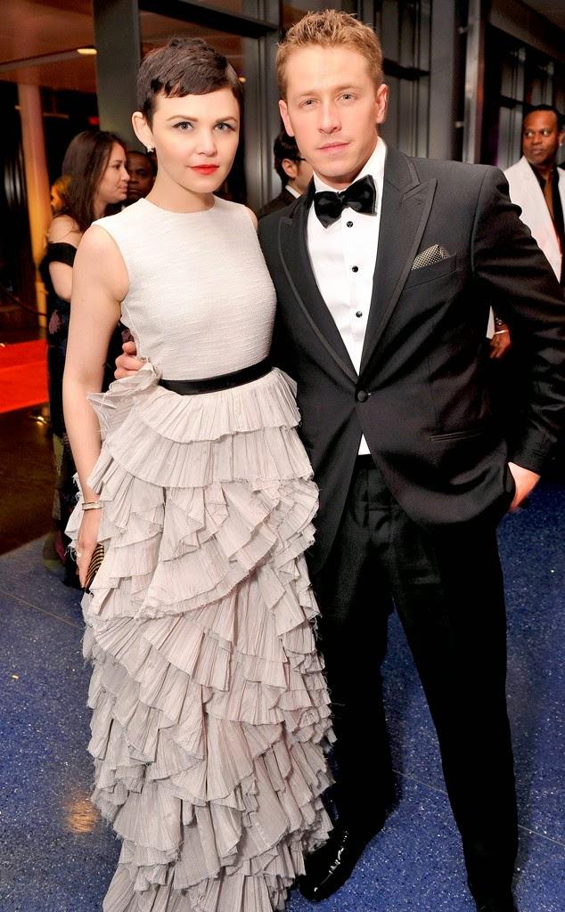 Josh Duhamel And Fergie Wedding Ring Chatter Busy: Ginnifer...