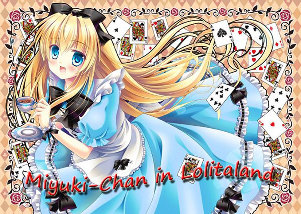 Miyuki-Chan in Lolitaland
