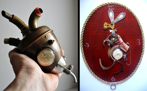 00-Arturas-Tamasauskas-Recycled-and-Upcycled-Steampunk-Sculptures-www-designstack-co