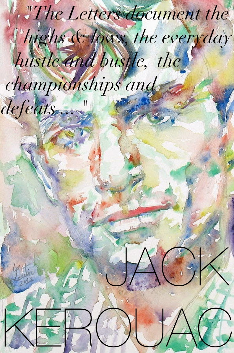 BUREAU BOOKS: JACK KEROUAC