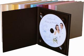 Estuches para DVD serie Basic