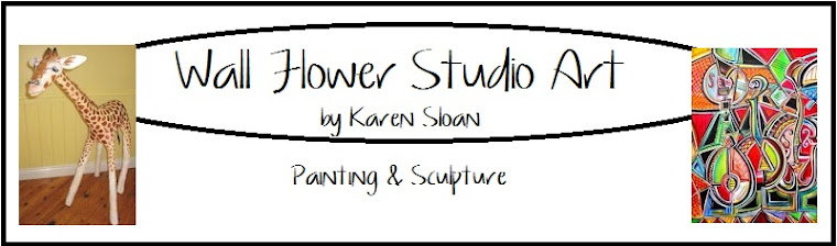Wall Flower Studio Art