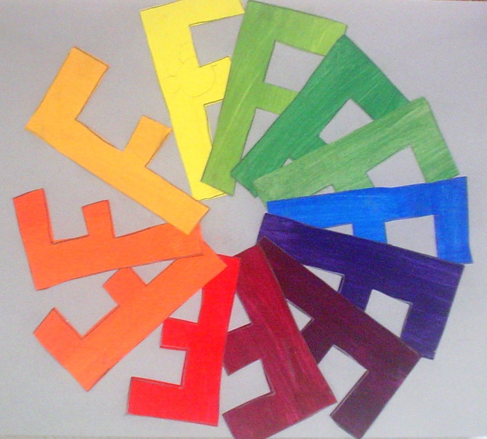Creative color wheels 7th grade lessons from the k 12 for Creative color wheel