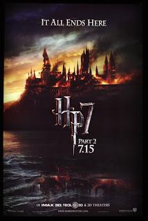 2 ภาพโปสเตอร์ใหม่ Harry Potter and the Deathly Hallows 2