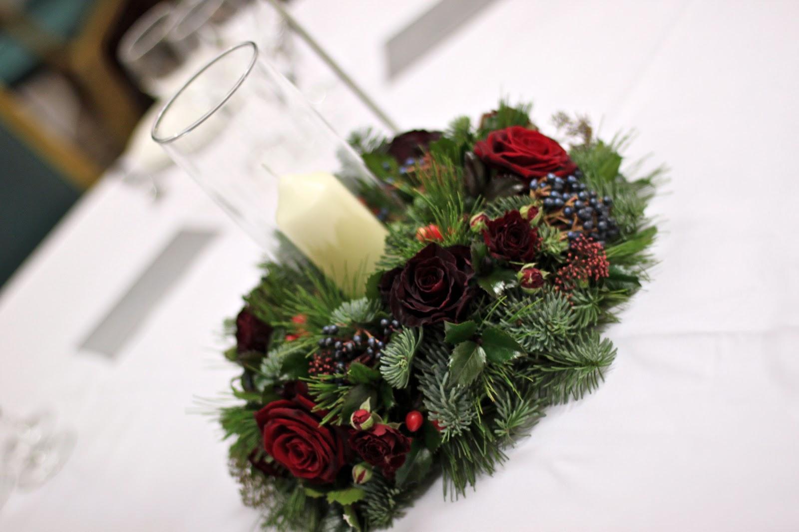 Wedding flowers blog december 2011 for Obi addobbi natalizi