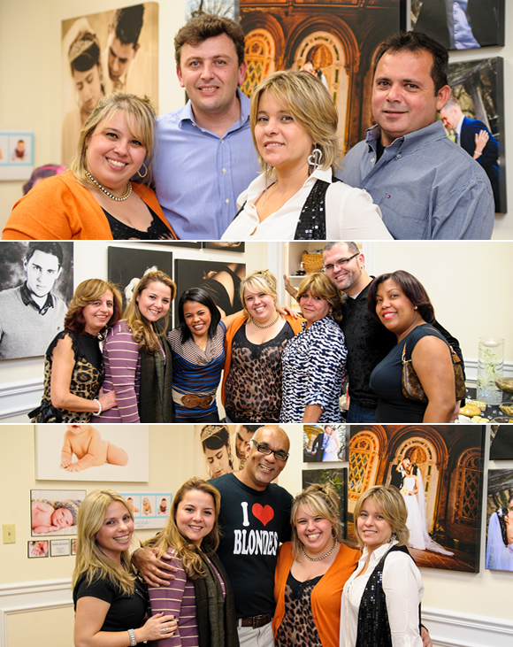 Luis Caldeira Photography Studio Grand Opening Party