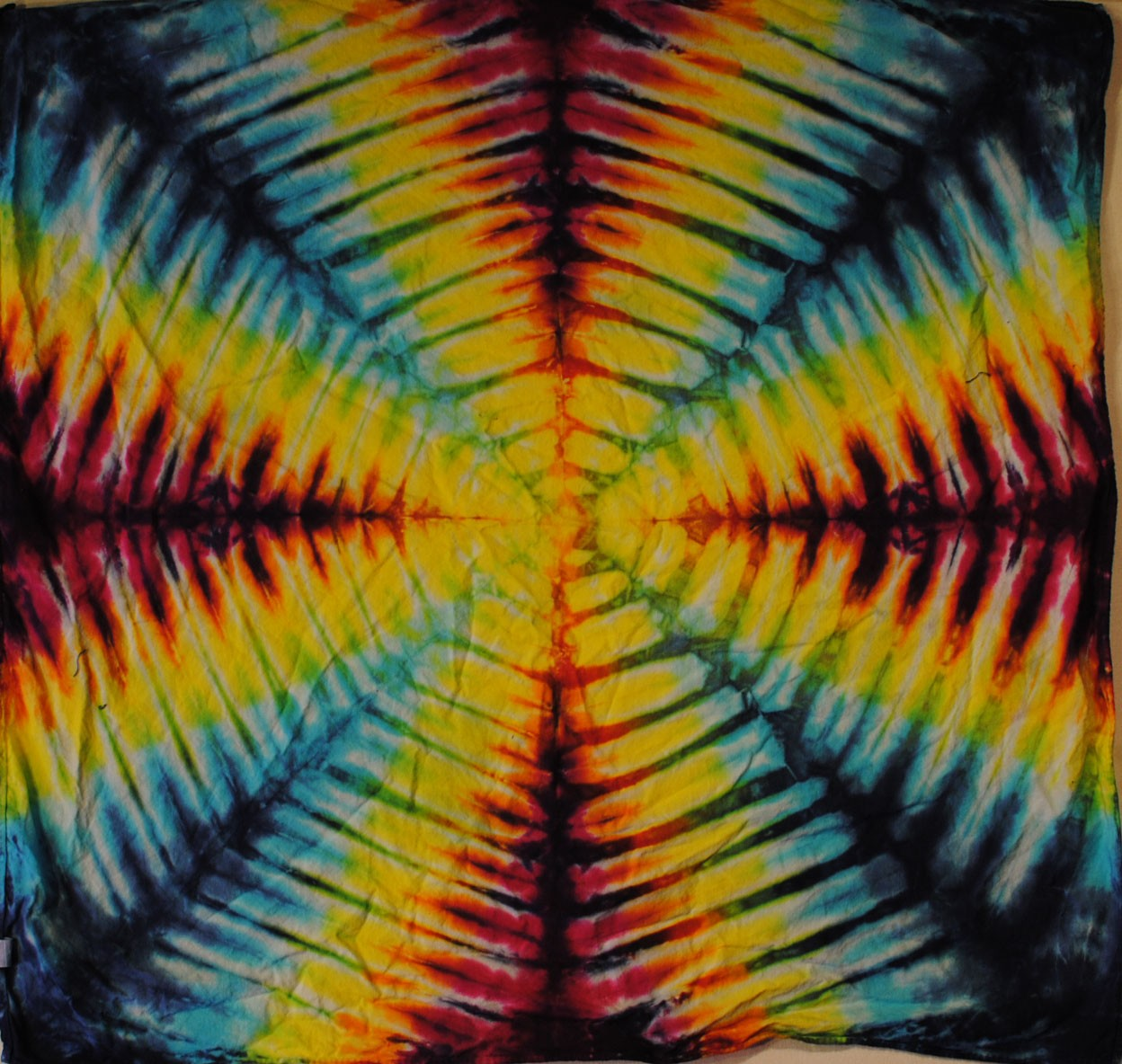 tie dye designs patterns colors