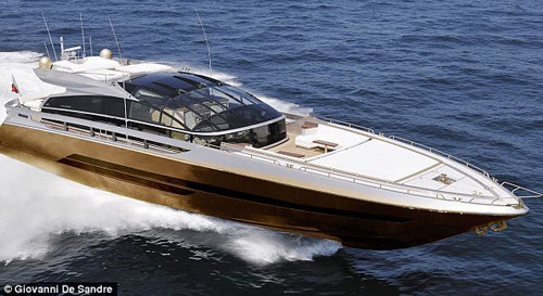 Siapa rakyat Malaysia beli bot harga RM15 bilion ni weih?