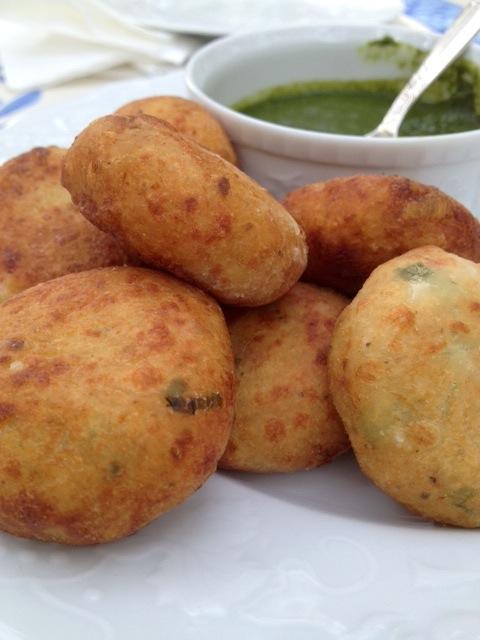 Sikandalous cuisine fish potato cakes for Leftover fish recipes