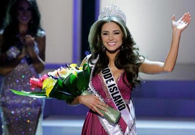 Olivia Culpo Miss USA 2012