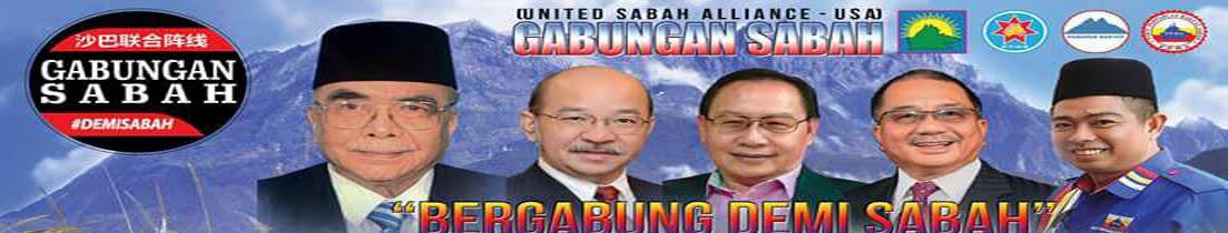 United Sabah Alliance - Gabungan Sabah