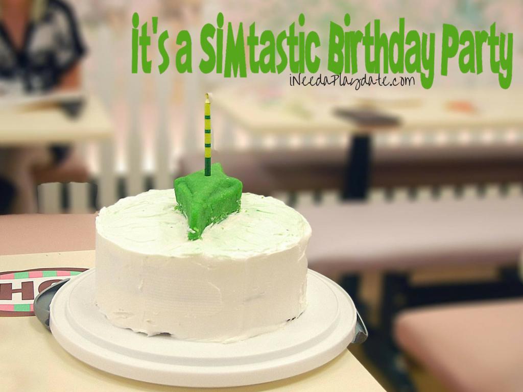 Sims  Spawn Cake