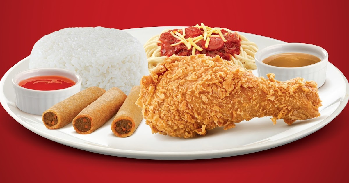 New Jolly Super Meals With Your Favorite Langhap Sarap Favorites
