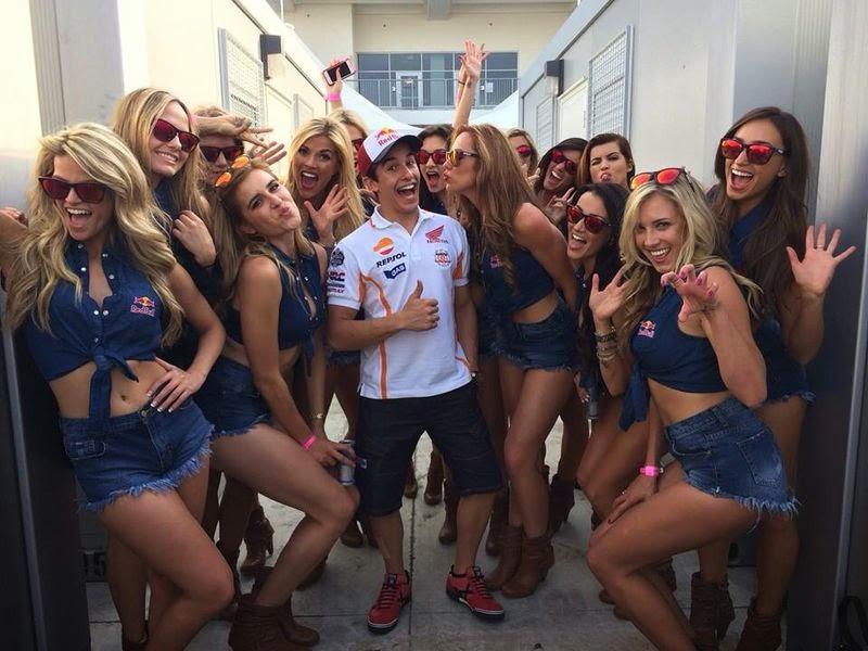 Marc Marquez. El nuevo Steve McQueen.