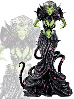 Brainiac Character Review - Statue Product XX