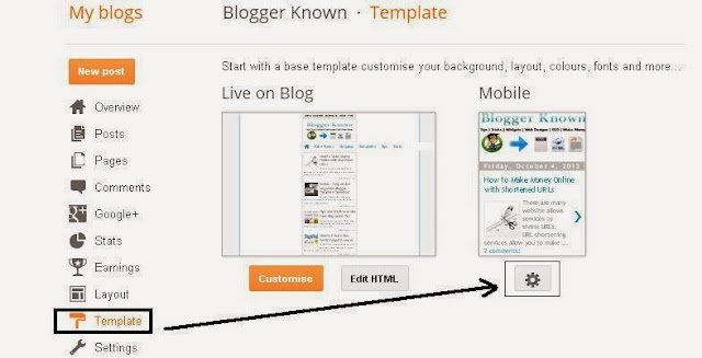How-To Configure Your Blogger Blogs for Mobile Phones