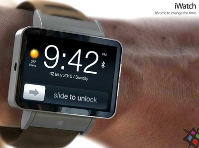 Apple branded super iWatch
