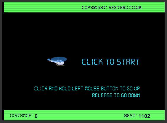 Play Flash Helicopter Game Online