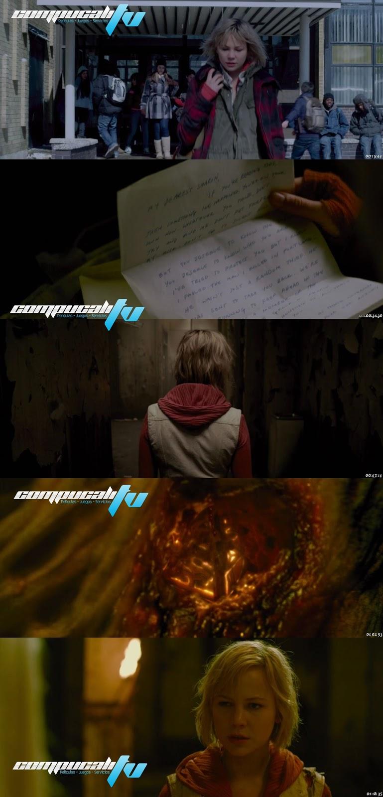 Terror en Silent Hill 2 1080p HD MKV Latino