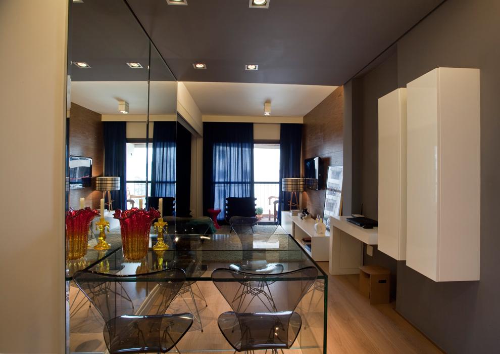 Дизайн квартиры 45м
