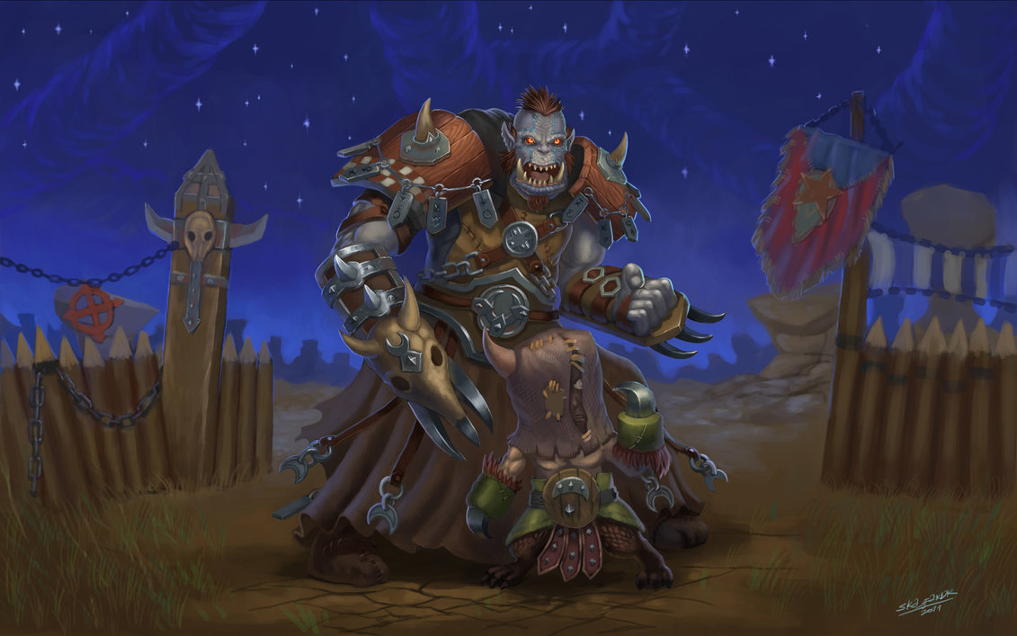 E hentie galleries druid shaman exploited scene