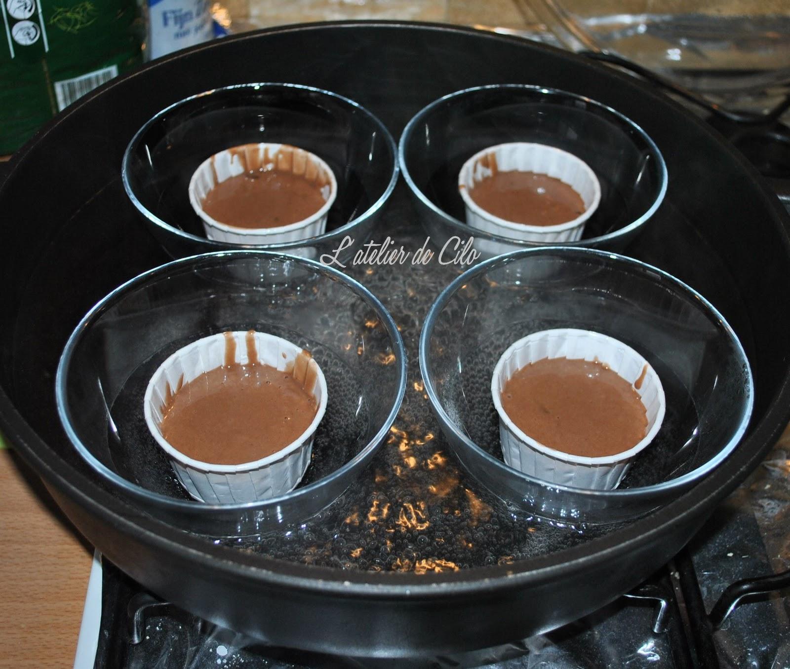 L 39 atelier de cilo m thode de cuisson pour cupcakes la for Enlever silicone sur verre