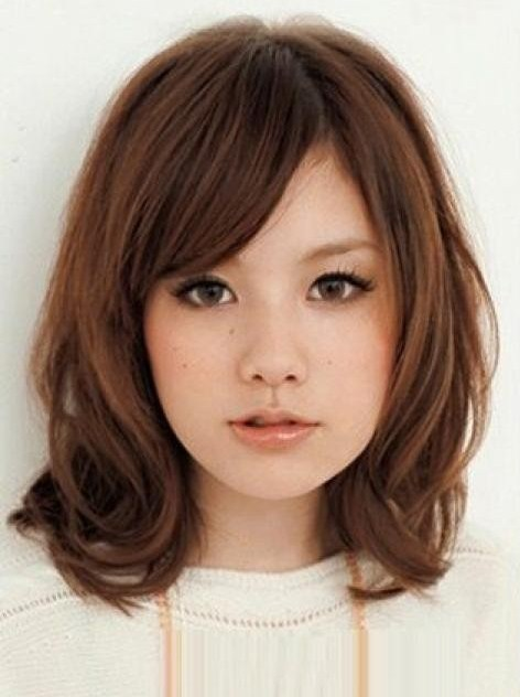 asian men hairstyles 2017 : Medium Length Hairstyles for Teenage Girls with Round Faces - FEMALE ...