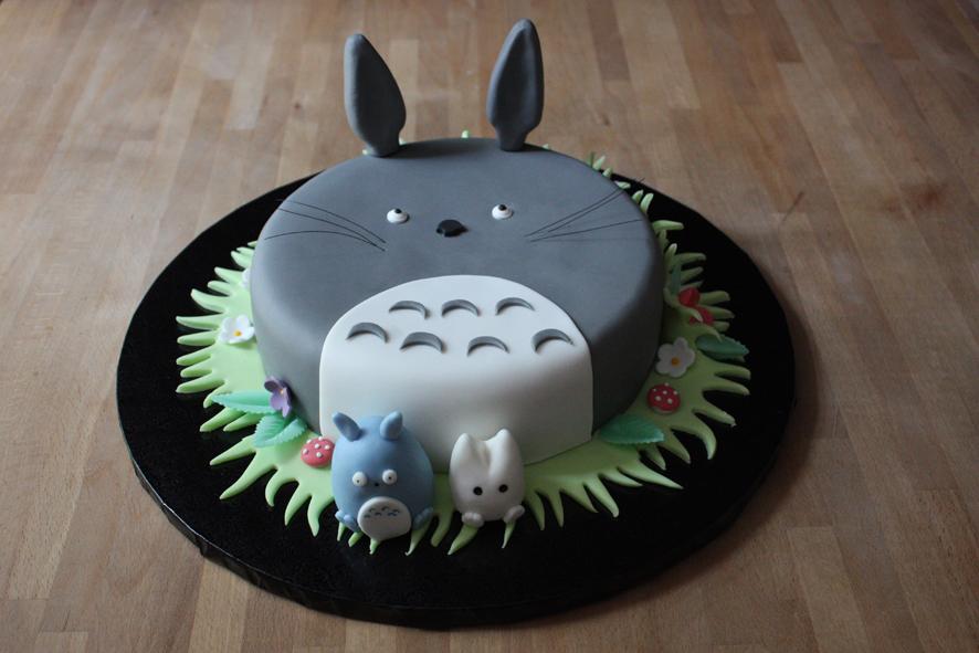 Assez Atours et menus plaisirs * le blog : Anniversaire * Totoro XA25