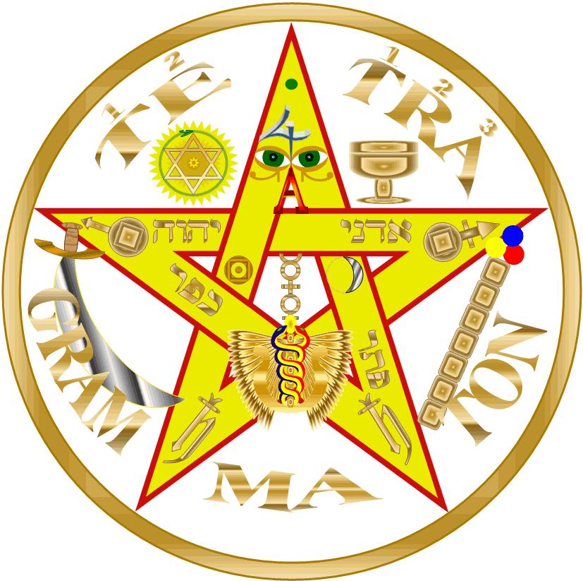 Interpretación teórica del diseño del Pentagrama.