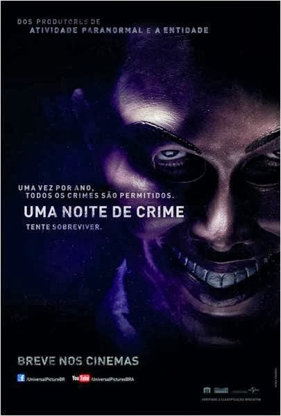 Download Uma Noite de Crime BDRip Dublado (AVI e RMVB)