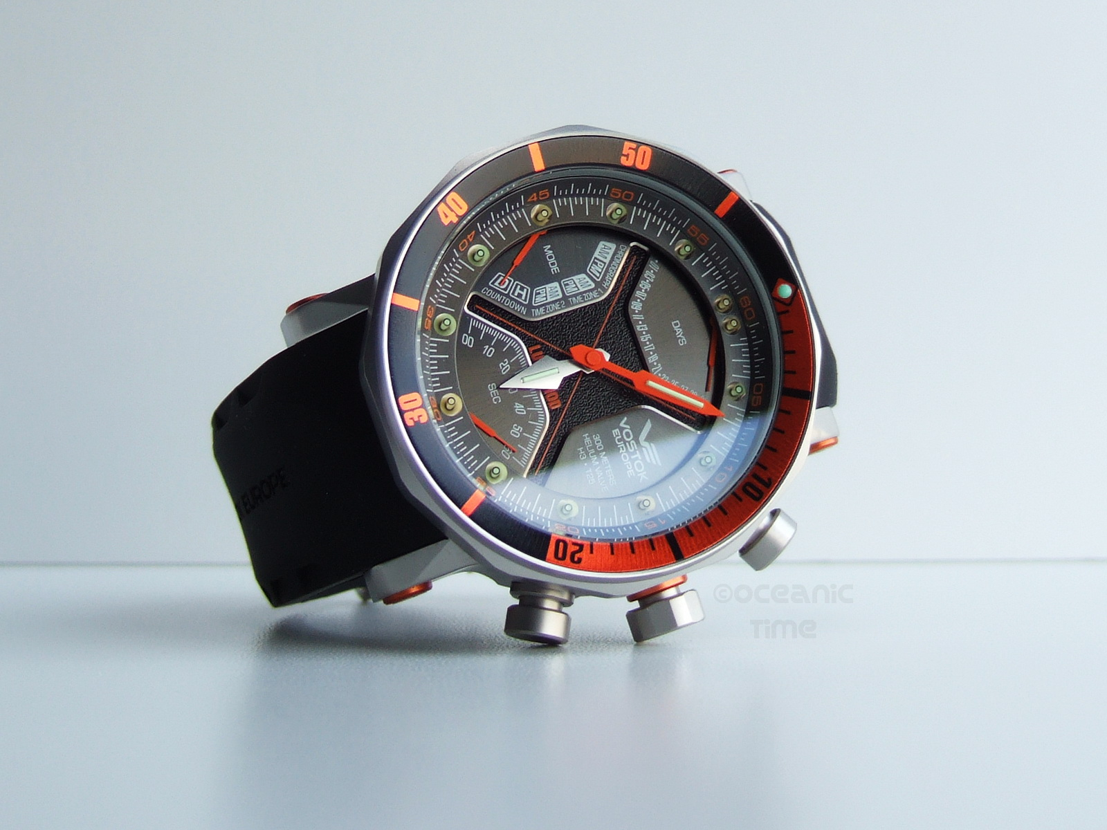 All best watches vostok europe lunokhod two for Vostok europe watches