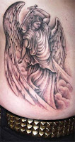 angel tattoos