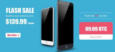 Consigue el Ulefone Be Touch 3 por solo 139,99$ en la tienda online Everbuying.