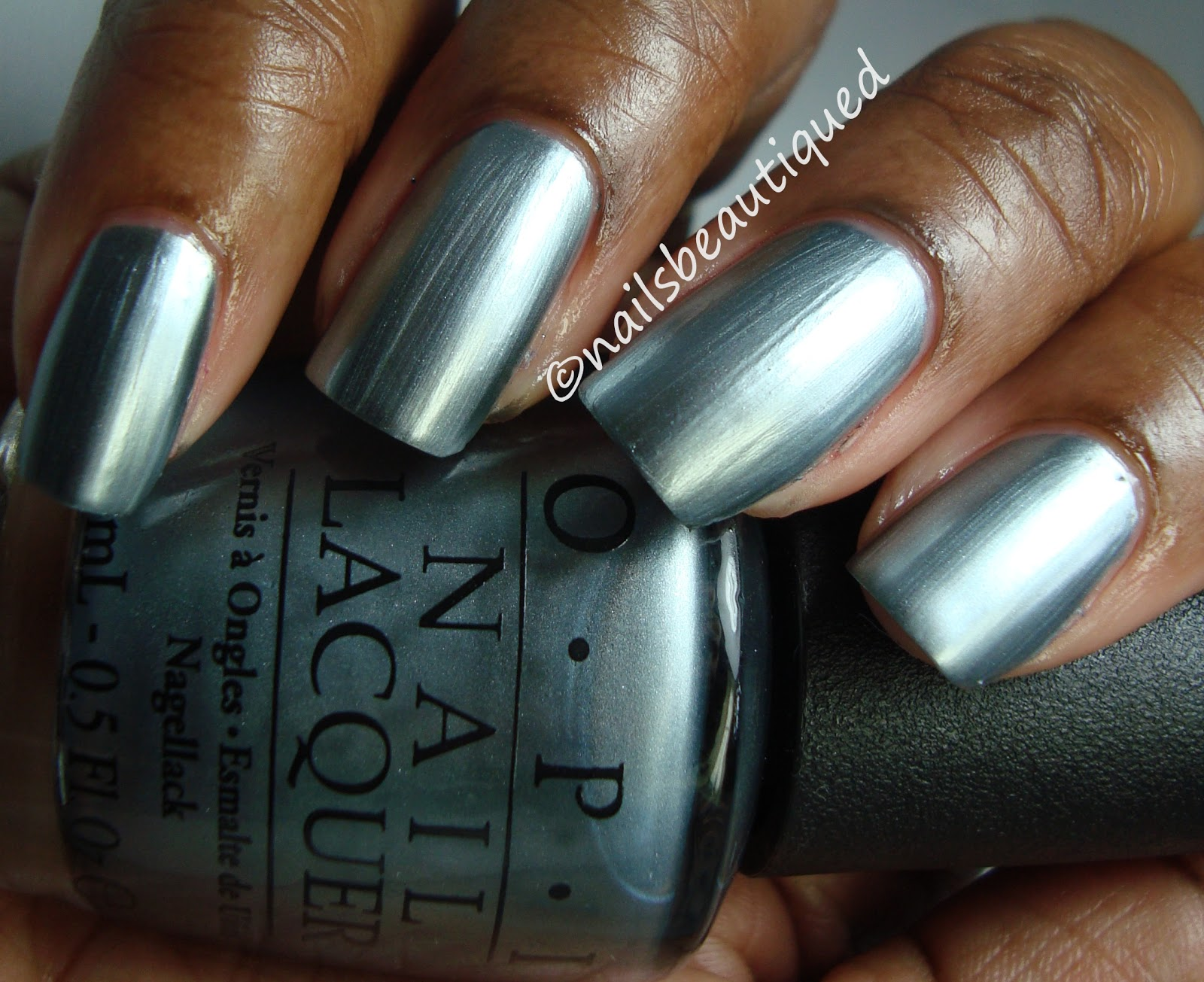 unbitten polish: OPI Skyfall Bond 007 Collection, Swatches and Review