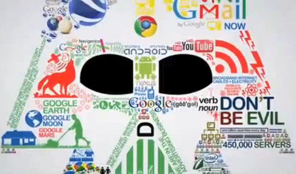 20 Sumber Penghasilan Google Terbesar Tahun 2012 (Infographic)